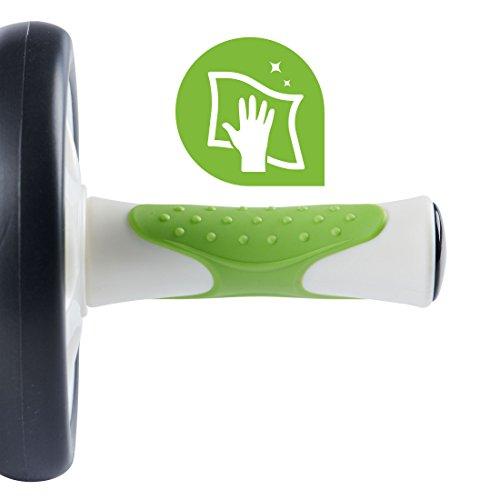 Ultrasport AB Roller – Bauchtrainer, grün - 4