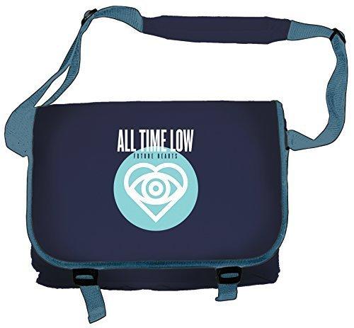 All Time Low Future Hearts nouveau officiel Bleu Sac bandoulière