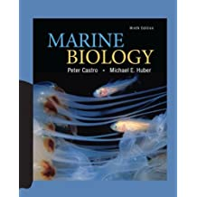 Marine Biology with Media Ops Setup ISBN Access Card 9th edition by Castro, Peter, Huber, Michael (2013) Paperback