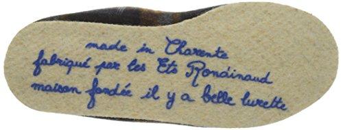 Rondinaud Herren Casteras Unten Bleu (12 Marine)