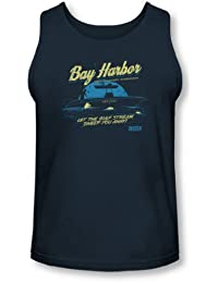 Dexter - Mens Moonlight Fishing Tank-Top