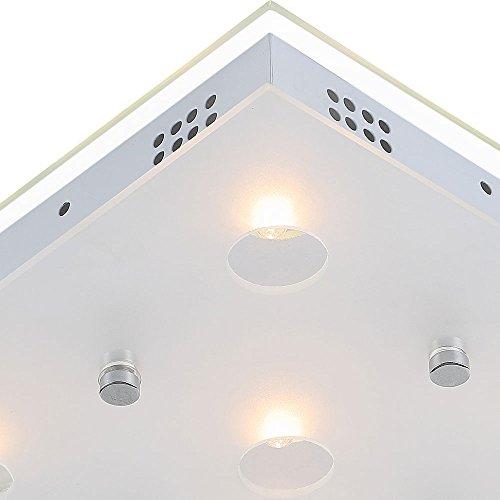 15W LED Deckenleuchte Wandleuchte Badlampe Badleuchte Decken Lampe  Deckenlampe, Modell Candor Photo Gallery