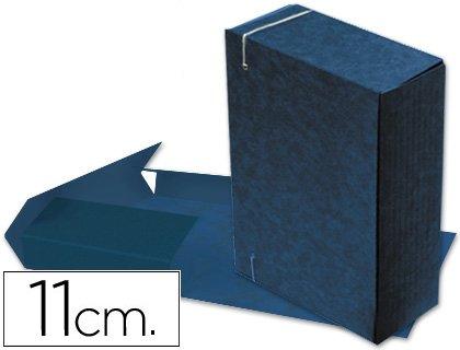 Elba 400018793 - Pack de 5 carpetas de proyectos con lomo extensible