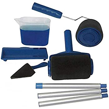 PAINT ROLLER KIT PINTAR FACIL PAINTING RUNNER DECORATION PAINTING TOOL SUPREME