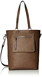Accessorize Womens Tote Bag (Tan)