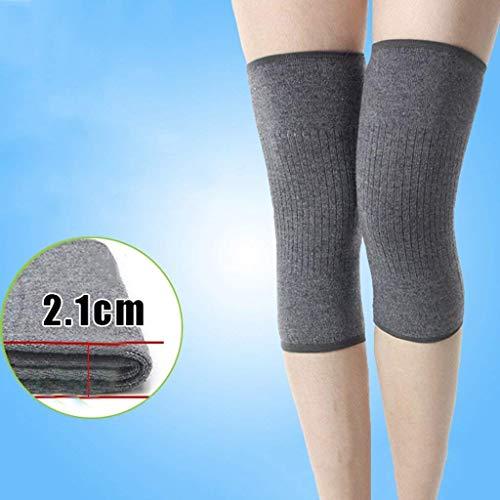 Tirantes de rodilla Almohadillas de rodilla Almohadillas de algodón finas de verano...
