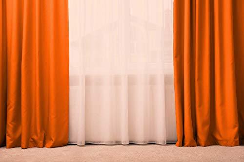 Generico Tenda/Tendone 100% Seta137x280 Oppure 300 Tenda Oscurante con Passanti Tenda Drappeggio