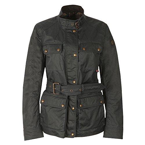 Belstaff Womens Roadmaster 2.0 Jacket Black-42