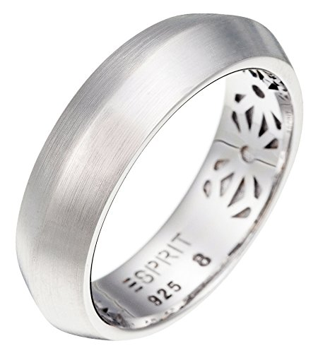 Esprit Damen-Ring pure 925 Sterlingsilber Gr. 17 ESRG91741A170