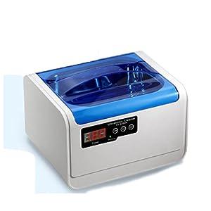 BVC Ultraschall Gerät – Ultraschallreiniger Reiniger Reinigungsgerät Ultraschallgerät für Brillen, Sonnenbrillen, Ketten, Ohrringe, Zahnersatz, Kämme, Schmuck, Uhren, Zahnprothesen, Edelstahl (1.4 L )