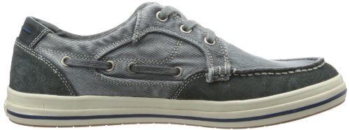 Skechers DiamondbackLeroy Herren Sneakers Blau (Nvy)
