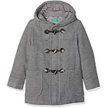 United Colors of Benetton Heavy Jacket, Chaqueta para Niños