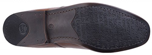 Base London Herren Floyd Chelsea Boots Washed Tan