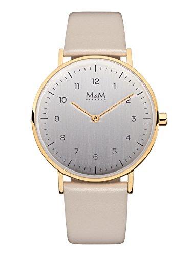 M&M reloj de pulsera para mujer best Basic