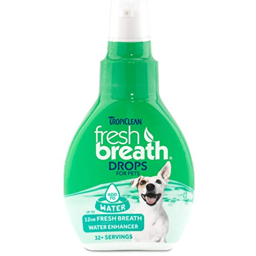 TROPICLEAN Fresh Breath