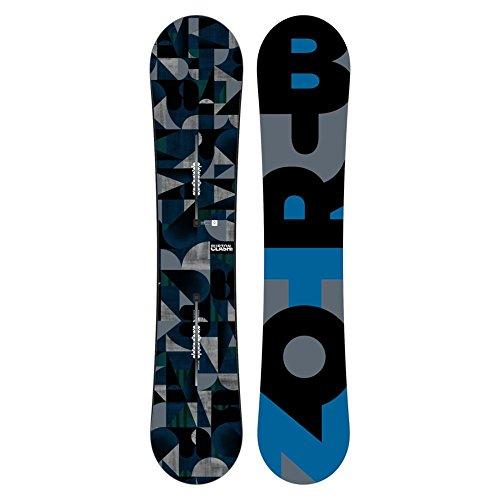 Burton Clash de snowboard, hombre, Snowboard CLASH, No Color