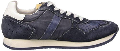 Docksteps Guam, Low-Top Chaussures homme Bleu