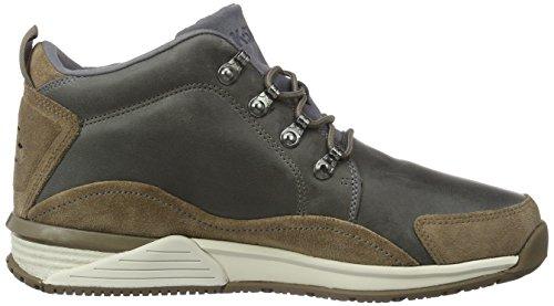 K-Swiss Herren Eaton P Cmf Sneakers Grau (Charcoal/SHITAKE)