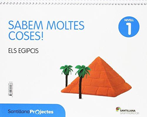SABEM MOLTES COSES NIVELL 1 ELS EGIPCIS