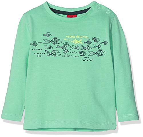 d52fd997a Oliver Baby Boys  65.903.31.8571 Longsleeve T-Shirt