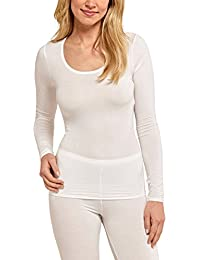 Schiesser Damen Unterhemd Personal Fit Shirt 1/1 Arm