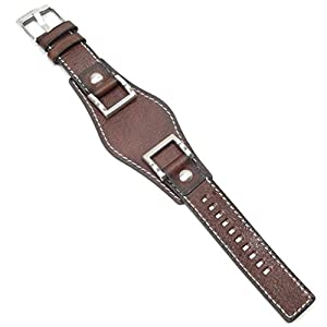 Fossil Uhrband LB-JR1157 Original JR 1157 Lederband 24 mm