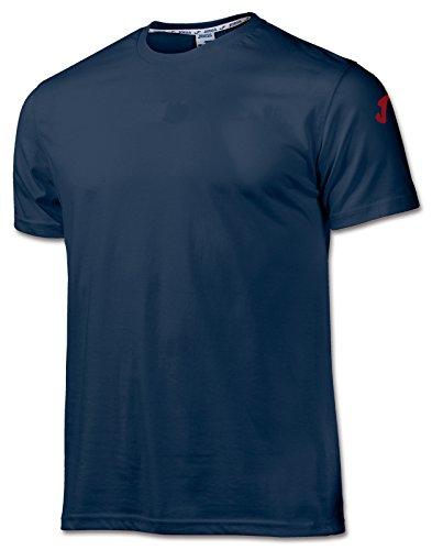 Joma Cotton T–Shirt Navys/S 4x S–