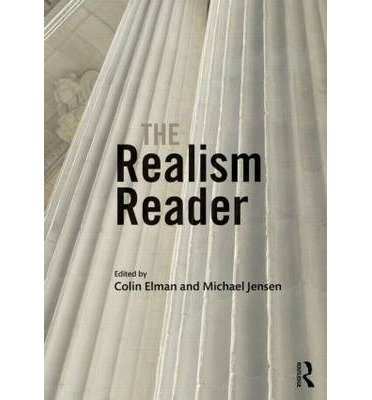 [(The Realism Reader)] [ Edited by Colin Elman, Edited by Michael Jensen ] [May, 2014]