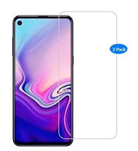 SPAK Samsung Galaxy A8s Bildschirmschutzfolie,Premium Temperglas Schirmschutz für Samsung Galaxy A8s Folie (2 Pack)