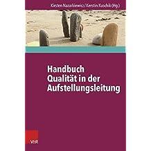 Handbuch Qualitat in Der Aufstellungsleitung