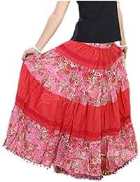 Women Skirt David Lase Cotton