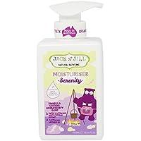 JACK 'N' JILL - Hydratant de Bain Naturel pour Bébé Serenity - Parfait pour les Peaux Sensibles de tous les âges - Cruelty Free - 300 ml