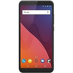 Wiko VIEW 32GB+3GB Smartphone portable débloqué 4G (Ecran: 5,7 pouces - 32 Go - Double Micro-SIM - Android) Black