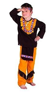 Boland 82170-Disfraz para niños indios Little Chief