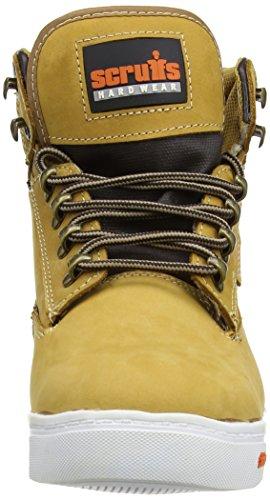 Proteq - Sicherheitsschuhe Sbp Twister Nubuck, Chaussures De Sécurité, Unisexe Marron (braun)