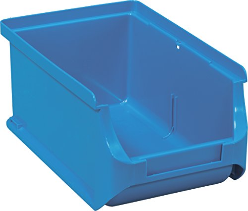 Allit ProfiPlus Lager-Box | Stapelbox | Gr.2 blau 160x102x75mm