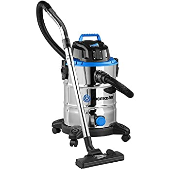 Draper 20515 Wet and Dry 1250W Vacuum Cleaner with 20 Litre