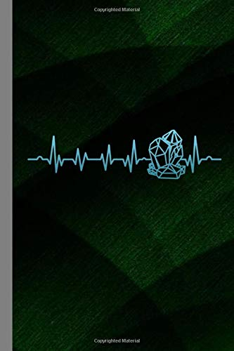 Crystal Heartbeat: Rockhounding Gift For Rock Lovers (6