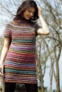 Mode selber stricken aus Noro Designer Garn, Strickmodell Y-782 Größe 34/36