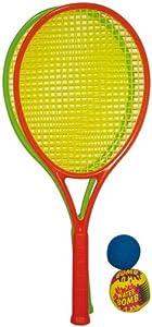 Oxalis HK - HKT708646 - Jeu de 2 Raquettes + 2 Balles