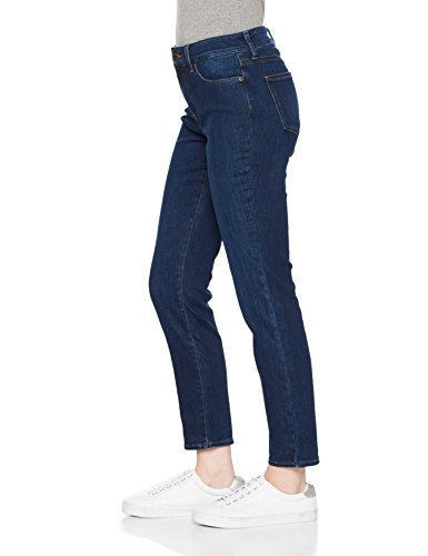 NYDJ Damen Slim Jeans Alina Ankle Blue (Cooper)