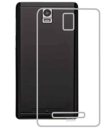Exclusive Soft Silicone TPU Jelly Transparent Crystal Clear Case Soft Back Case Cover For Xolo Era