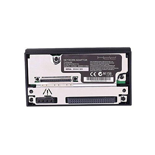 Cewaal Net Netzwerk LAN Adapter Adapter IDE Port Buchse Für PlayStation 2 PS2 Spielkonsole (Ps2 Internet)
