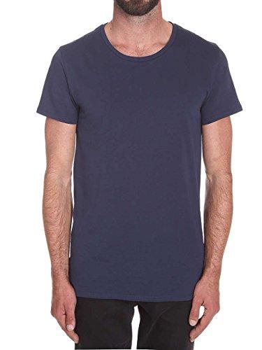 Quark Tall Tee SS T-Shirt indigo Indigo