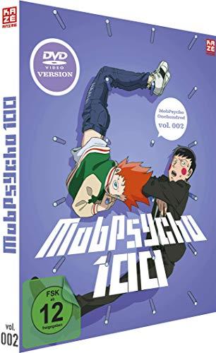 Mob Psycho 100 - Vol. 2 - [DVD]