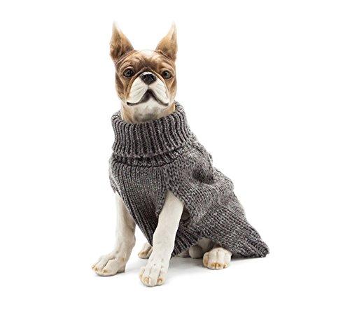 UMALL Hundepullover Chihuahua Warm Hundepullover Kleine Hunde Winter Sweater (Kostüme Helios)