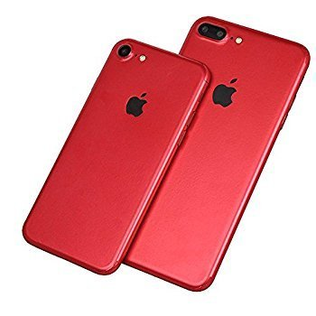 GADGETS WRAP Matte RED Skins for Apple iPhone 6/6s(Back only) -CO- B10A20