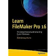 Filemaker Pro 16 Database Development