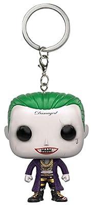 Suicide Squad The Joker Porte-Clefs