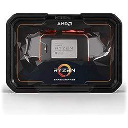 AMD Ryzen Threadripper 2970WX - Procesador (24 cores/48 Threads, 4.2 GHz Boost, 64 MB L3 Cache, DDR4 2933 MHz)